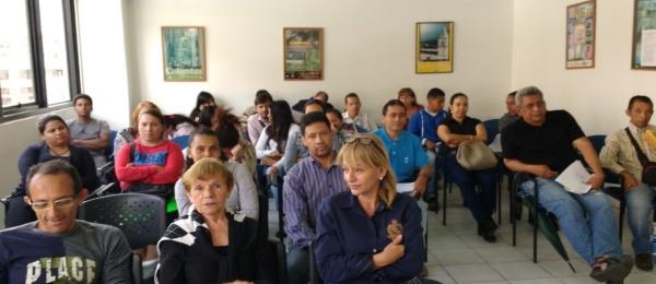 Jornada especial de cedulación y registro de nacimiento realizada por el Consulado en Caracas tuvo gran acogida de los usuarios