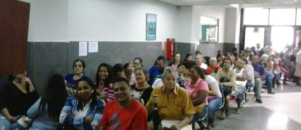 Con éxito se realizó jornada de expedición de pasaportes y cédulas en Caracas