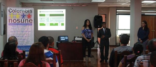 El Consulado de Colombia inició la Semana Binacional de la Salud en Caracas