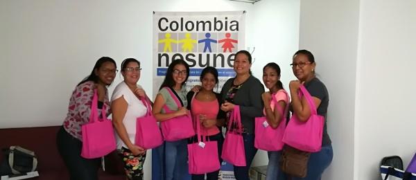 El Consulado de Colombia en Caracas promueve proyectos productivos para familias colombianas